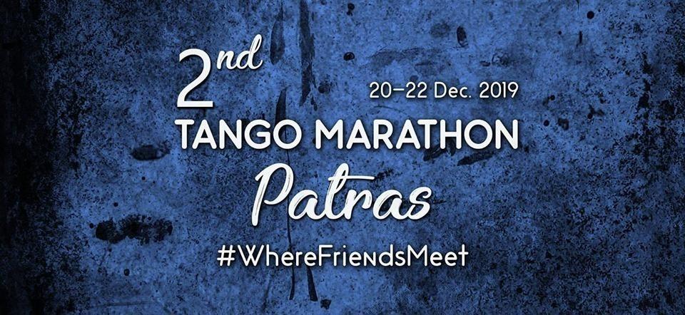 2nd Tango Marathon Patras at Dansarte