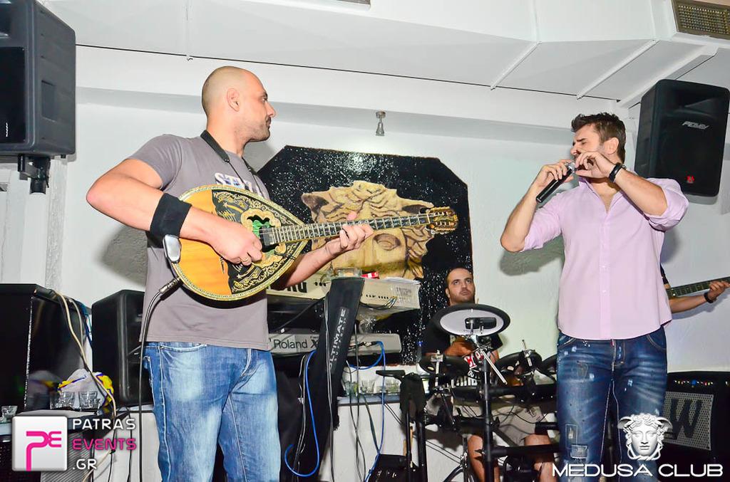 Mpouzoukia Live With Theodosis Kostis Kai Tina Trakou