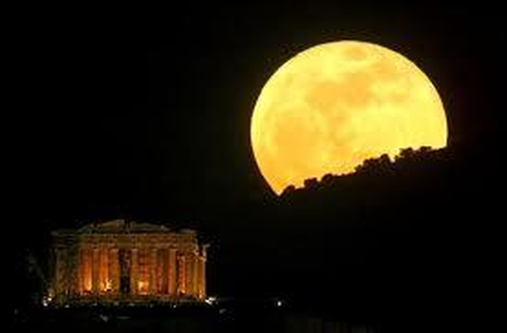 CNN: Η Ακρόπολη στην 2η θέση των κορυφαίων μνημείων του κόσμου