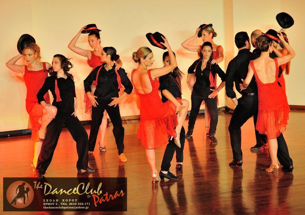 Τhe Dance club Patras