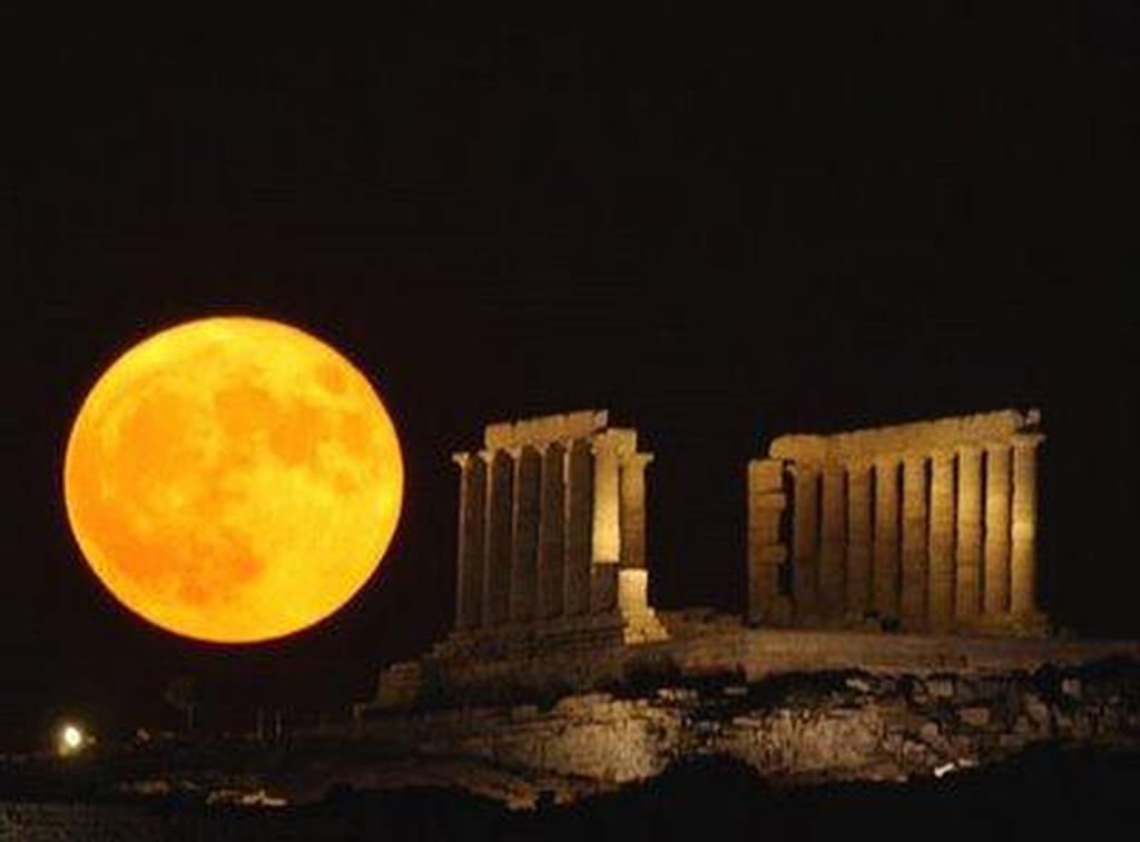 Σε 100 μουσεία και αρχαιολογικούς χώρους η είσοδος θα είναι ελεύθερη για την πανσέληνο στις 21/8